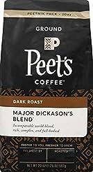 Peet's Coffee Major Dickason's Blend, Da...