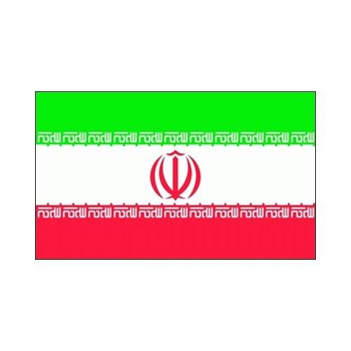 Iran drapeau xXL