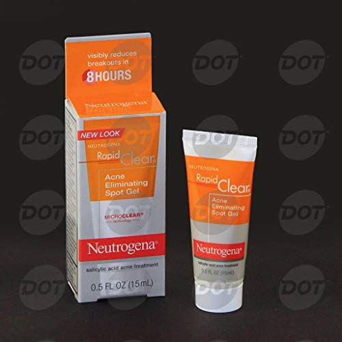 Neutrogena Rapid Clear Acne Eliminating Spot Gel, 0.5 Fluid Ounce - 24 per case.