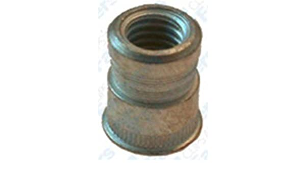 Clipsandfasteners Inc 10 5//16-24 S.A.E Steel Nutserts