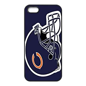 Custom Chicago Bears NFL Back Cover Case for iphone 4 4s JN4 4s 1161