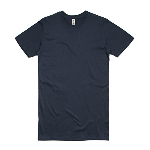 Have It Tall Men's Extra Long T Shirt Navy XX-Large (Tees Big Long Tall T-shirts)