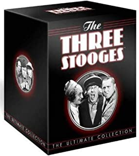 The Three Stooges: The Ultimate Collection (B006WN5W5M) | Amazon Products