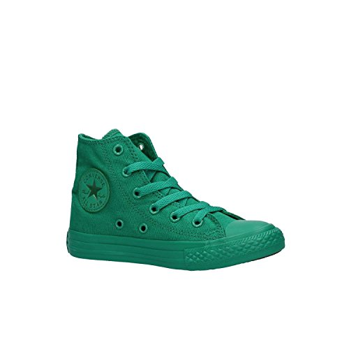Monochrome Converse Star Mixte Chaussures Canvas Hi Enfant All de en Forme Bottines prrwqxI5