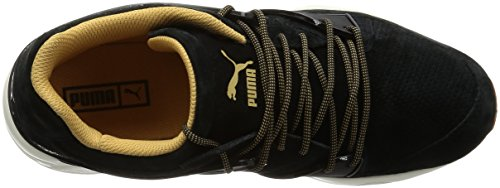 Puma Blaze Winterized - Zapatillas de deporte Unisex adulto Black