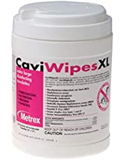 Metrex CaviWipes X-Large - 65 Towelettes/can - Free Shipping