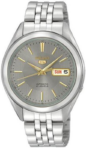 Seiko-Mens-SNKL19-Automatic-Stainless-Steel-Watch