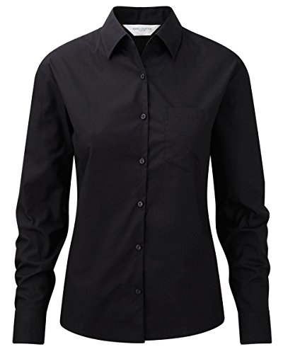 Russell Collection - Camisas - para mujer negro