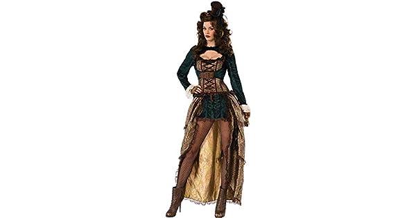 Amazon.com: Forum Novelties disfraz gótico para mujer ...