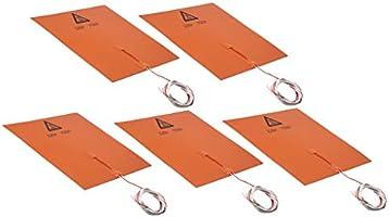 Sharplace 5 Piezas Caucho Silicona Almohadilla Calor 750w para ...