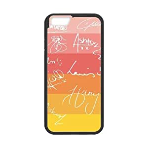 One Direction Signature DIY Cover Case Iphone 5/5S