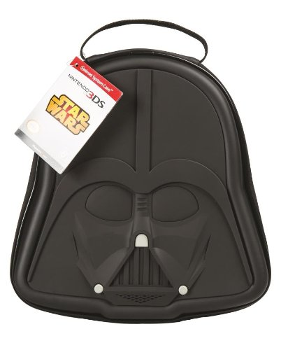 Star Wars Universal Character System Case - Darth Vader (Nintendo 2DS/3DS/3DS XL)