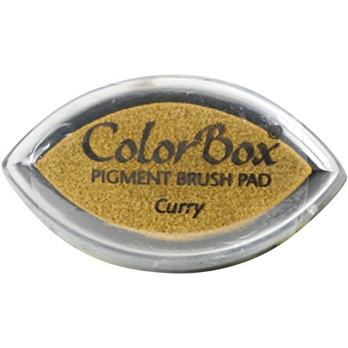 ColorBox Classic Pigment Cat's Eye Ink Pads, (Colorbox Crafters Pigment Ink)