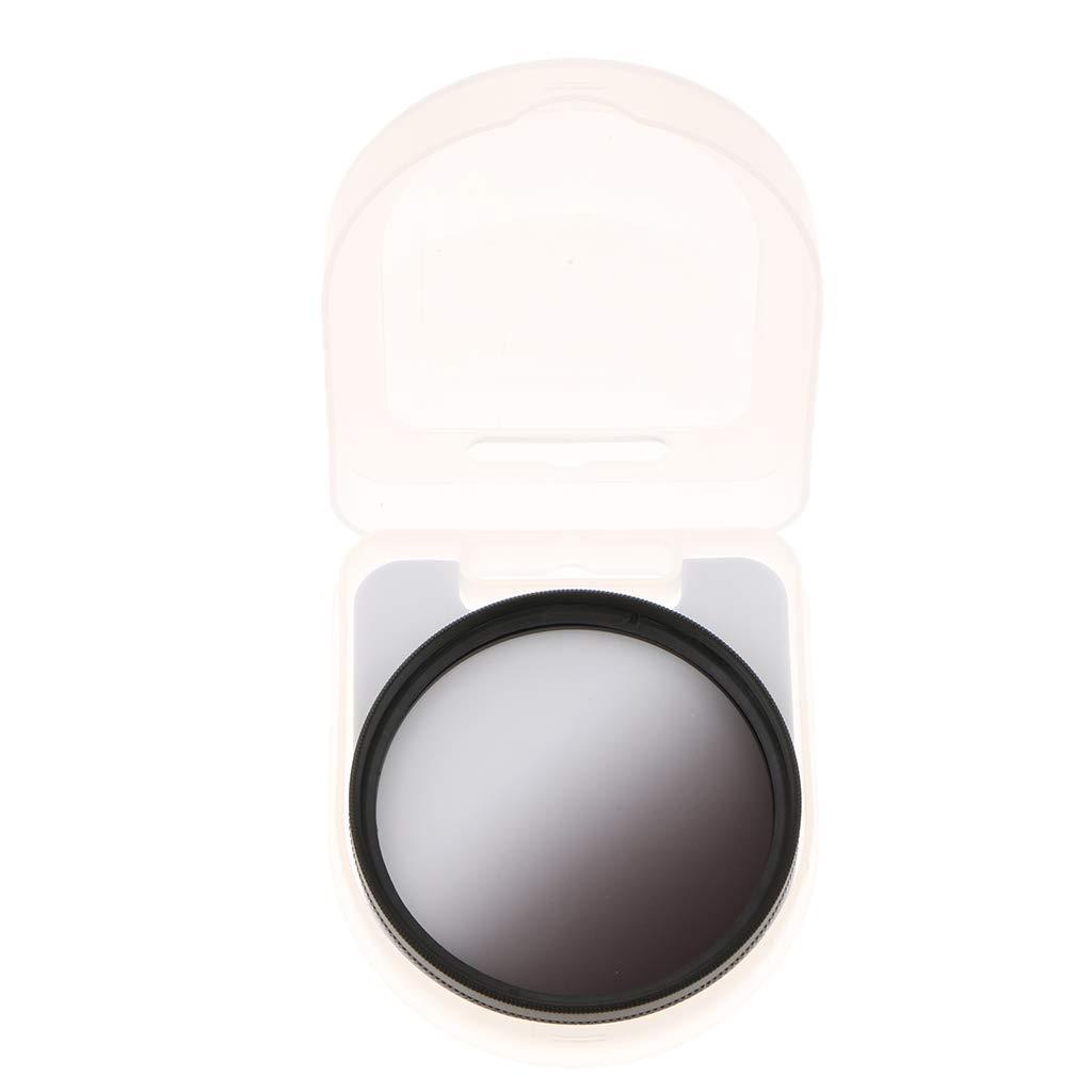 Baoblaze Kit Graduado de 58 mm para Filtros de Color para Lentes de C/ámara Canon Nikon DSLR