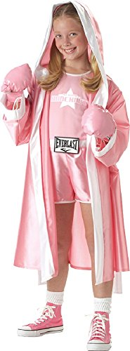 California Costumes Everlast Boxer Girl Child Costume