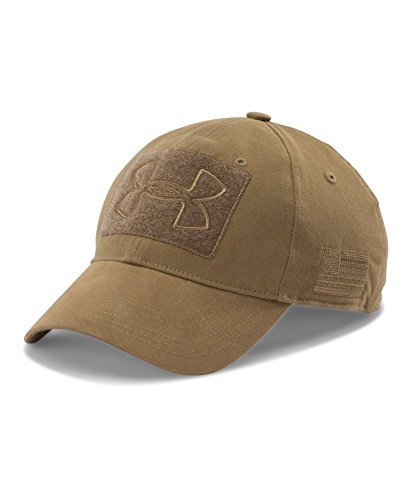 Under Armour Men's Tactical Patch Cap, Coyote Brown (220), One Size