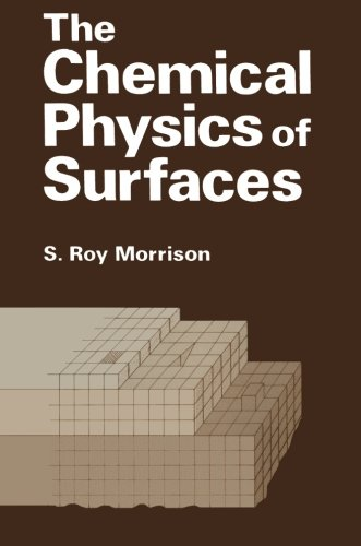 The Chemical Physics of Surfaces (Structure Of Atoms Molecules And Chemical Bonds)
