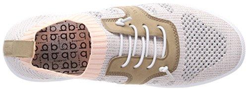 Donna Sand 421407626935 Bugatti Multicolore Infilare Sneaker rose qAK0B
