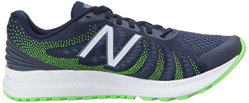 New Balance Mens RUSHV3 Running Shoe Navy/Lime hkGjg2Sm