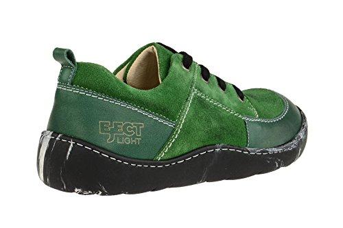à coupe Vert Chaussures Eject 008 lacets classique et 17916 femme qZAqURvt