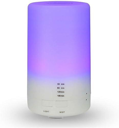 HAJZF USB Car Aroma Humidificador Aceite Esencial Cargador en ...