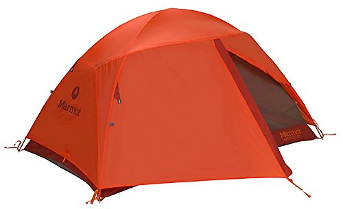 Marmot Catalyst 2P Lightweight Hiking Tent - Rusted Orange/C