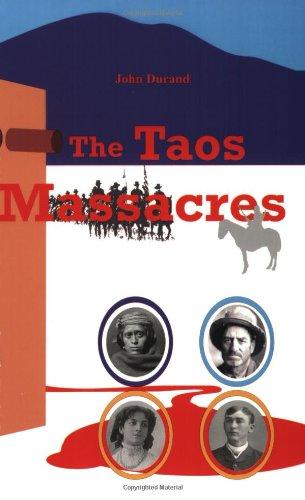 The Taos Massacres pdf epub