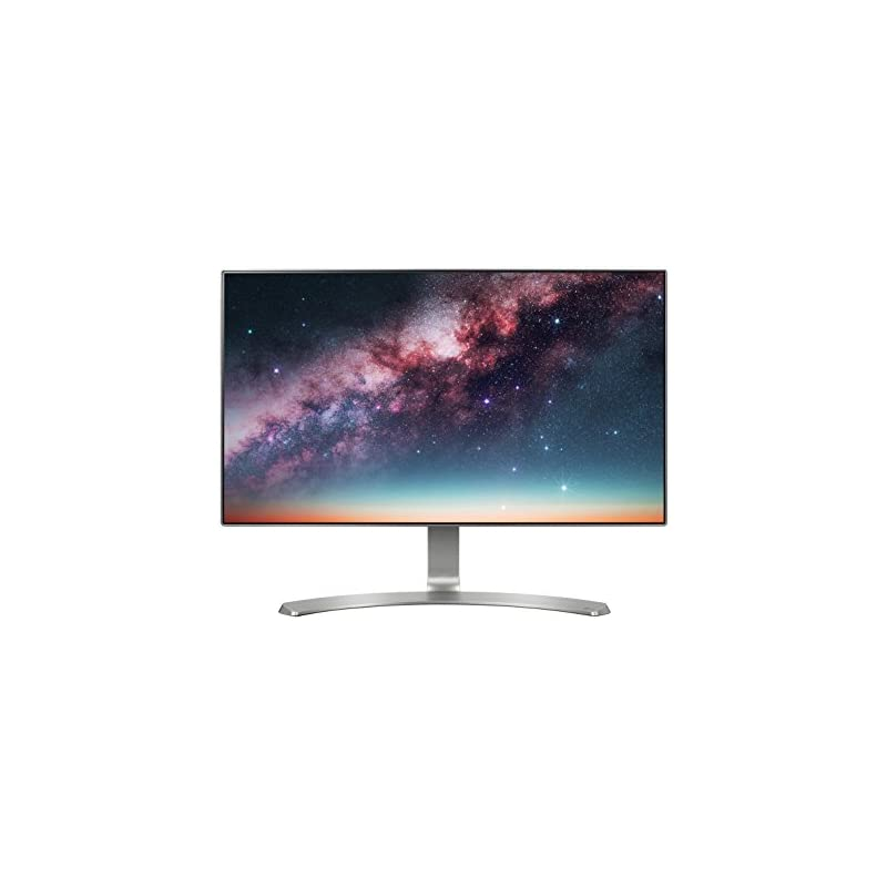 LG 24MP88HV-S 24-Inch IPS Monitor with I