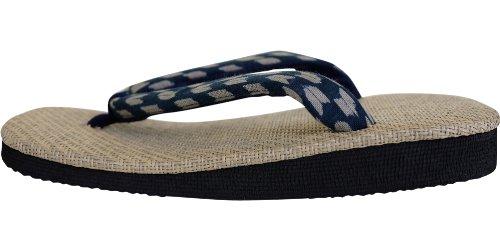 Panama Japanska Sandaler För Män Som Gjorts I Japan Setta Zori * Skostorlek Av Japan * 4