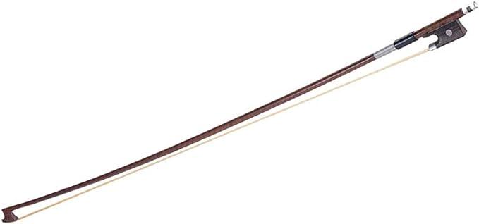 perfk Archet Violon Rouge 4//4 3//4 1//2 1//4 1//8 Archet De Violon Crin Taille Pour Une Grande Performance