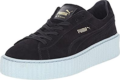 uk availability 5cfdf 4979a Amazon.com | Rihanna Fenty Puma the Creeper Platform Navy ...