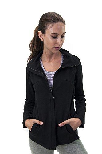Lightweight Aaliyah Jacket, Black, Large ()