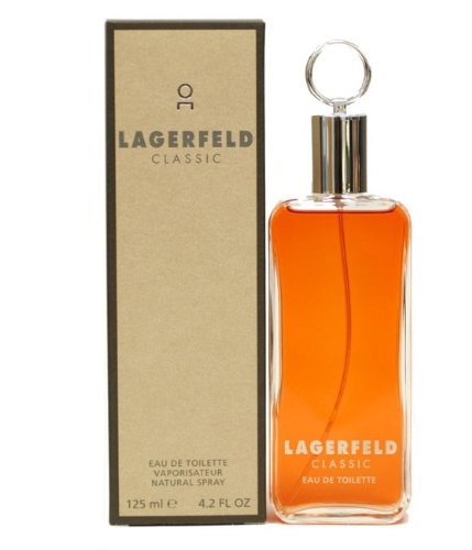 Lagerfeld By Karl Lagerfeld For Men. Eau De Toilette Spray 4.2 ()
