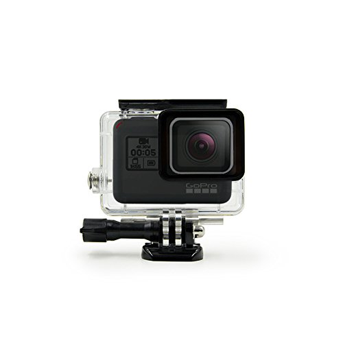 Actpe Housing Case for GoPro Hero 5 Waterproof Case Diving Protective Housing Shell 45m with Bracket for Go Pro Hero5 Black Action Camera Accessories Actpe