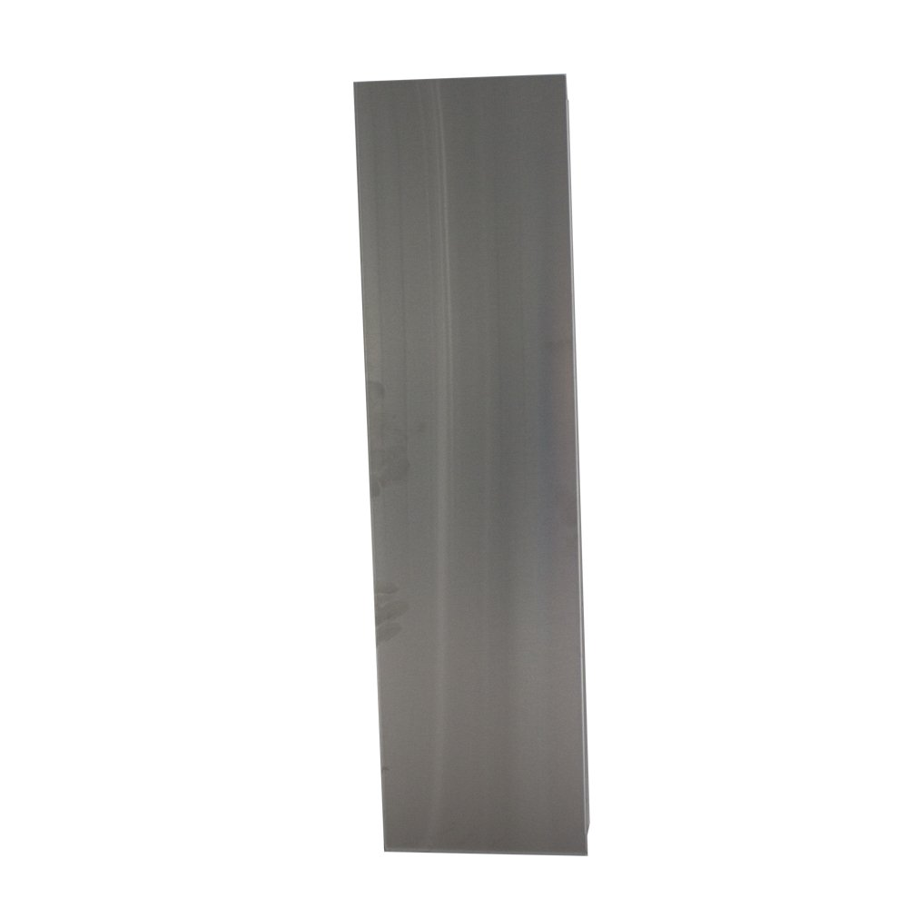 FOTILE Stainless Steel Decorative Plate for JQG7501 Hoods,6''