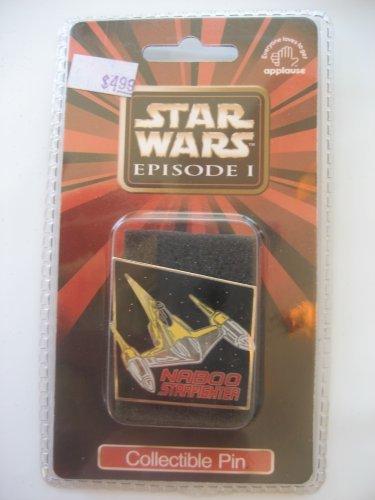 Star Wars Episode 1 Naboo Starfighter Collectible (1999 Naboo Starfighter)