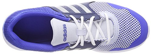 000 Fun Mujer Adidas Indnob W Plamet Azul de Essential Deporte Zapatillas Azalre II para p65qOwF