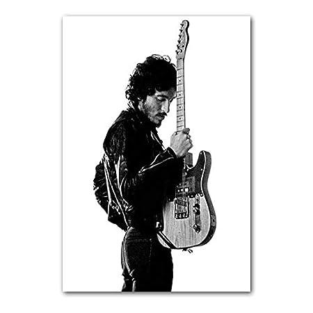 boxprints Las Leyendas de la Música del Cartel de Bruce ...