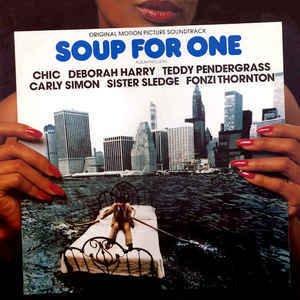 SOUP FOR ONE (ORIGINAL SOUNDTRACK LP, 1982) [Vinyl]