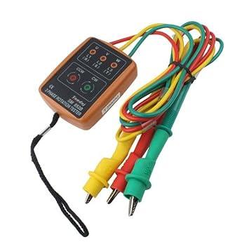 Messgerät für die 3 Phasen der Spannung: Amazon.de: Elektronik