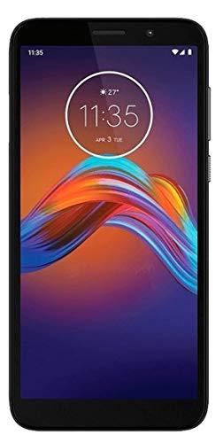 Motorola Moto E6 Play XT2029-1 32GB Unlocked GSM Dual SIM Phone w/ 13MP Camera - Steel Black thumbnail