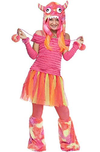 8eighteen Wild Child Monster Teen Halloween Costume (Wild Zebra Adult Womens Costume)