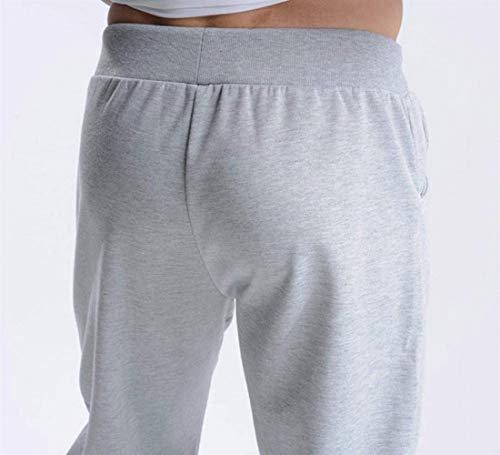 Para Jogging Hop Grau Cómodo Pantalones Deportivos Hombres Battercake Adolescentes Cintura Hip De Cortos Chándal Baja Yx5q8AwT