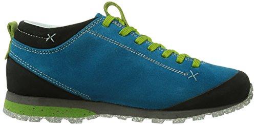 AKU Bellamont Suede Gtx - Deportivas  para hombre Turquoise/Green 456