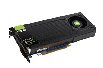 CLUB3D CGNX-X666 GeForce GTX 660 2GB GDDR5 - Tarjeta gráfica ...