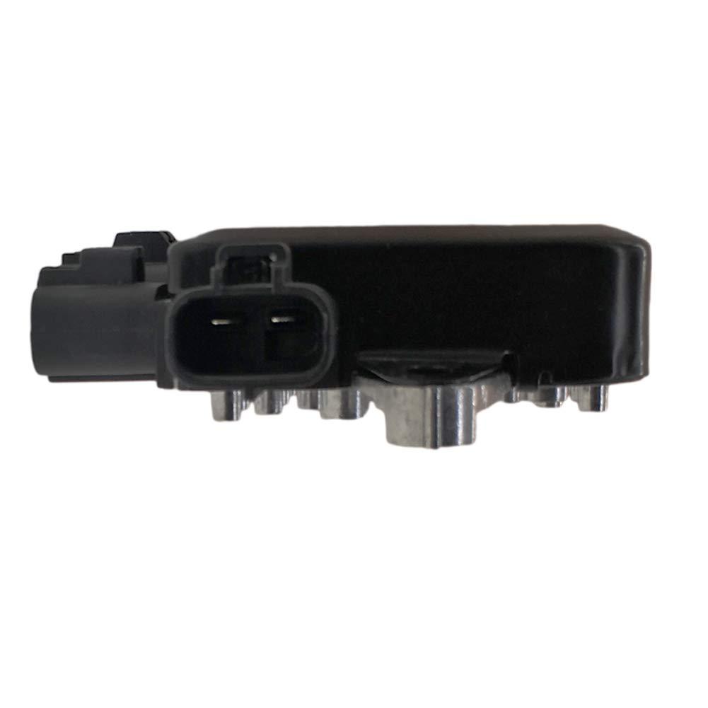 YCT Radiator Cooling Fan Control Unit Module 1355A124 1C232-19700 AJY215SC0 Fits Mazda 6 MPV Mitsubishi Lancer Outlander