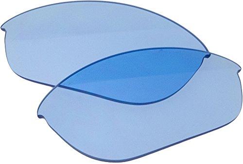Zero Replacement Lenses For Oakley Half Jacket 1.0 Sunglasses Light Blue - Half Lenses Oakley 1.0 Jacket