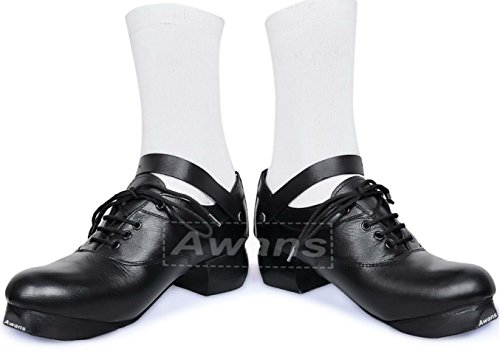 GREAT VALUE IRISH DANCING HEAVY SHOES, LOUD FLEXIBLE SOFT SOLE SHOES. 11 SMALL