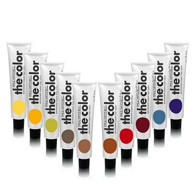 Price comparison product image Paul Mitchell The Color Permanent Cream Hair Color 8RO Light Red Orange Blonde