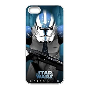 I-Cu-Le Diy Star Wars Soldier Selling Hard Back Case for Iphone 5 5g 5s